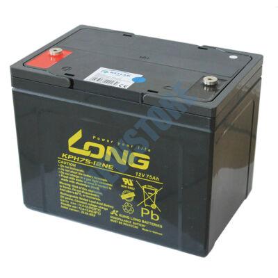 Rehab gondozásmentes akkumulátor 75Ah 12731020210
